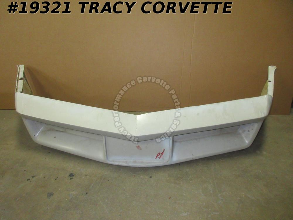 1980-1982 Corvette Front Bumper Fiberglass  Modified Style ***Second Quality***
