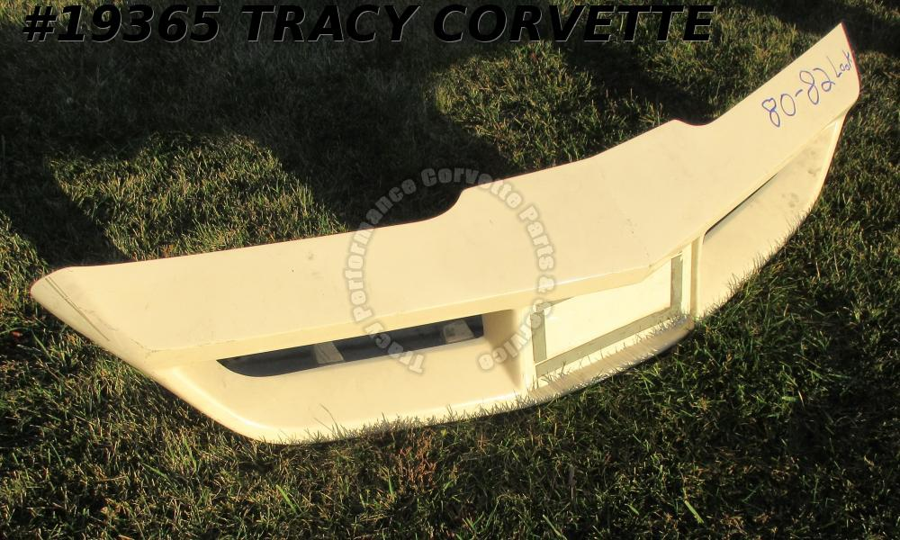 1975-1979 Corvette Front Bumper Custom 80-82 Look uses 75-79 Grilles  *Seconds*