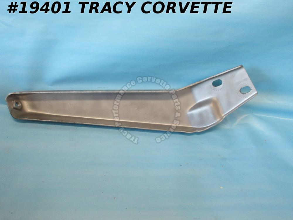 1968 Corvette Front Outer Bumper Bracket GM# 3914257 Left Hand Brace REMAN