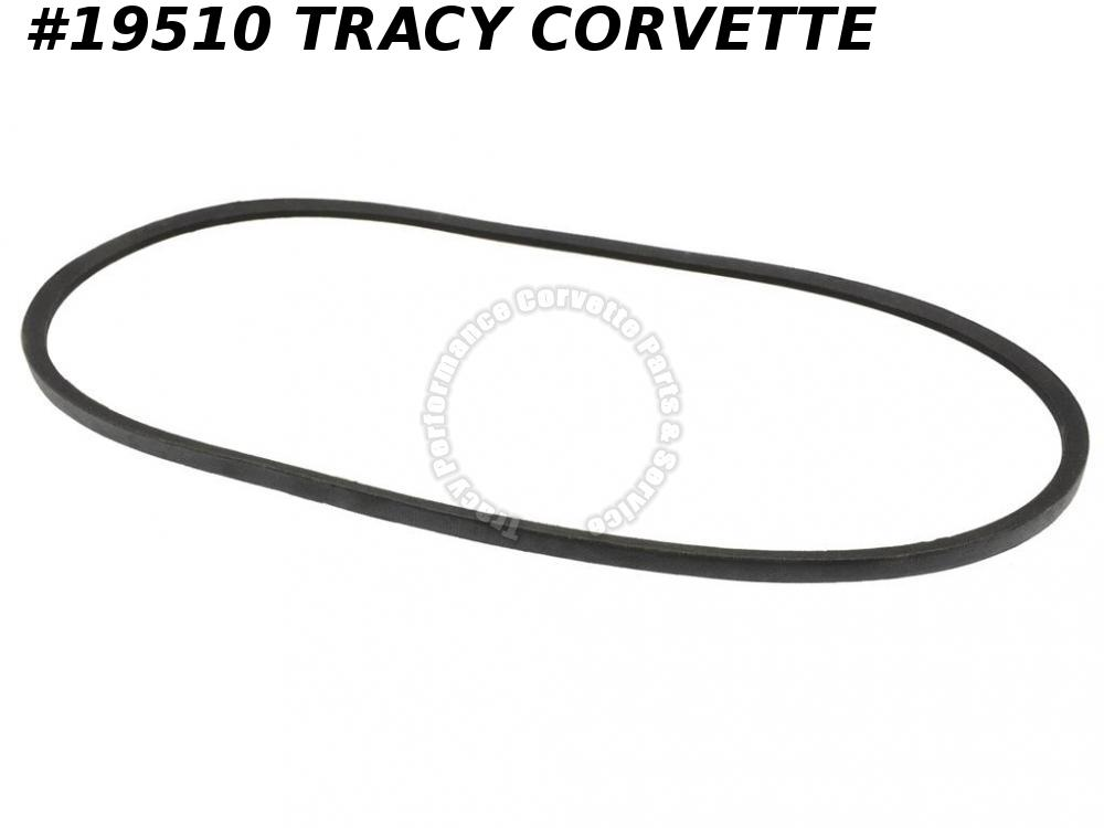 1968-1972 Corvette Power Steering Belt GM# 3848255 350 Excludes Air Conditioning