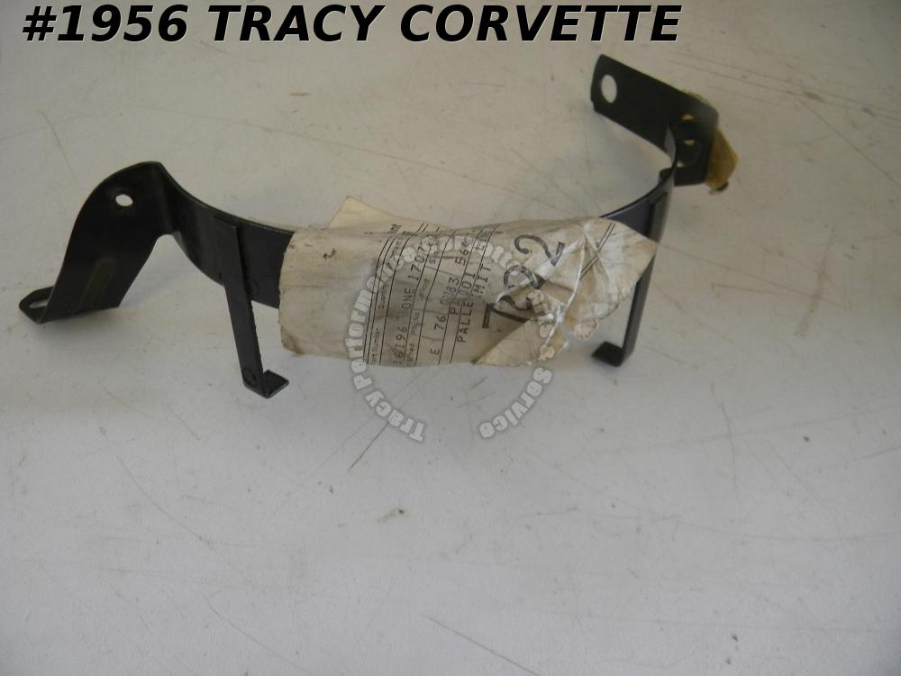 1980-1981 Corvette GM# 14016196 Fuel Vapor Canister Metal Retainer Bracket  NOS