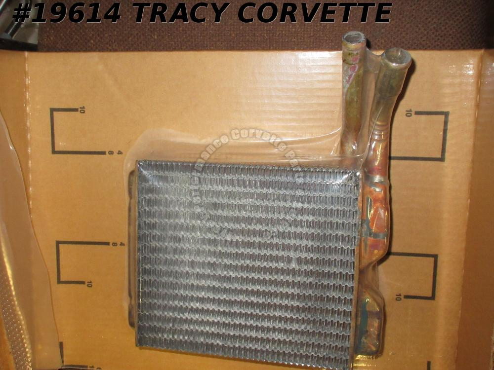 1984-1996 Corvette Copper Brass Heater Core GM# 3052870  ***Delco NOS***