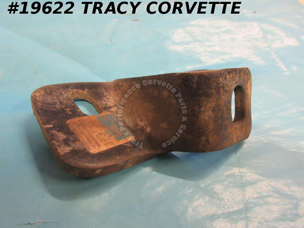 1968-1973 Corvette Bumper Brace GM# 3937055 Rear Center To Frame Left     NOS