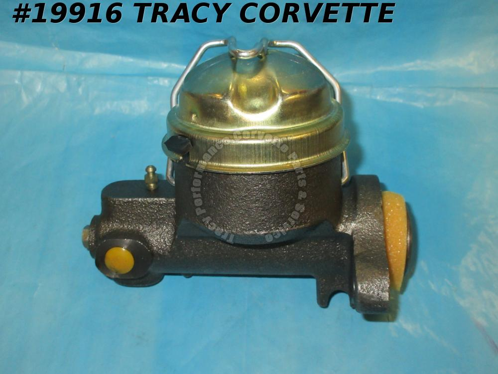 1964 Corvette Master Cylinder w/ Bleeder 5464264    Replacement   (no GM Part #)