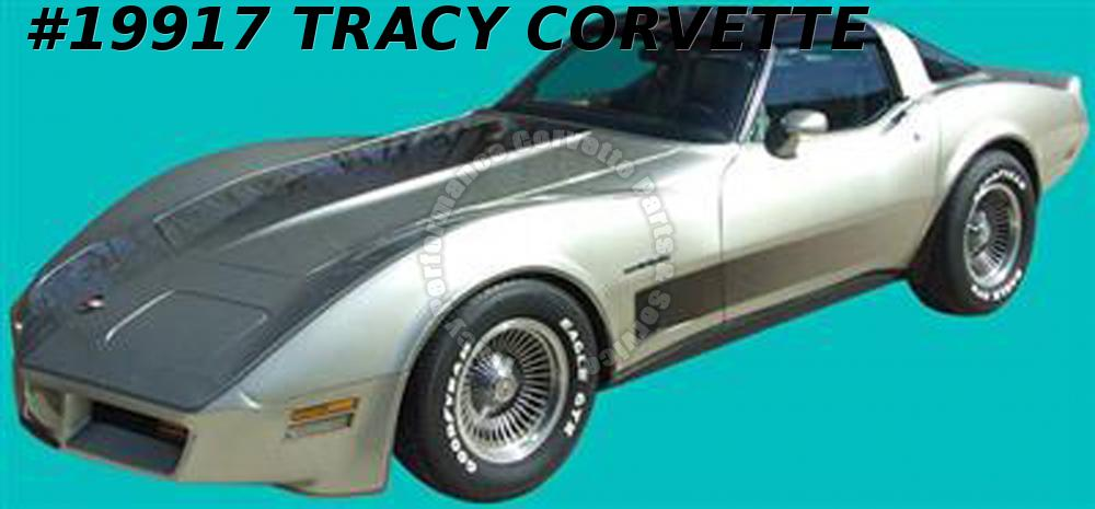 1982 Corvette Body Decal Kit   Collector Edition  **In Stock**  Complete Car Set