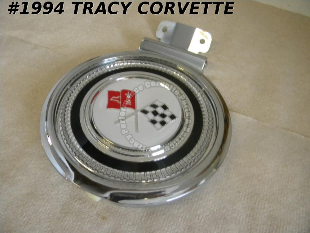 1965 Corvette Gas Door Assembly