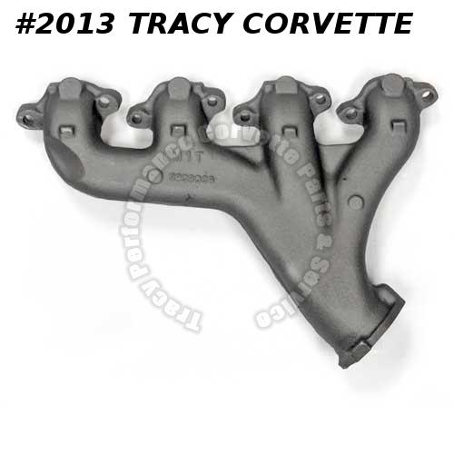1970-74 Corvette Used 3969869 LH BB Exhaust Manifold w/Smog Dates Available