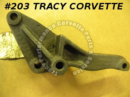 1966-74 Corvette 3894362 NOS BB AC Compressor Lower Bracket 66 67 68 69 70 71-74