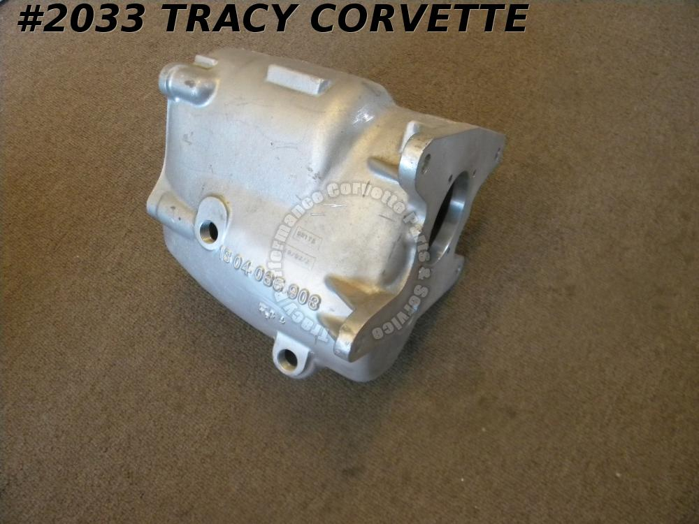 1984-1988 Corvette Used 14081162 Super T-10 4 + 3 Trans Main Case