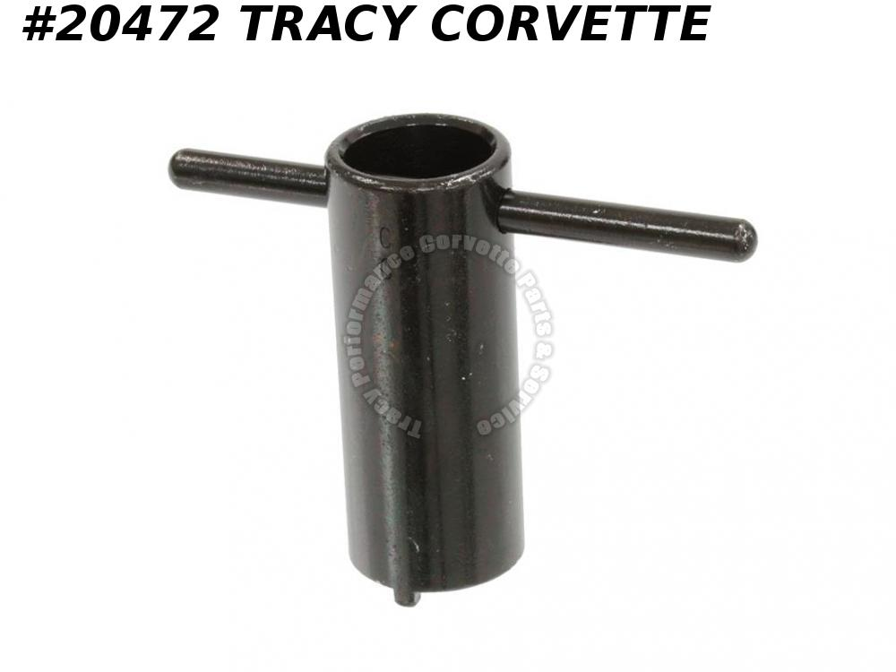 1953-1962 Corvette Windshield Wiper Nut Removal Tool