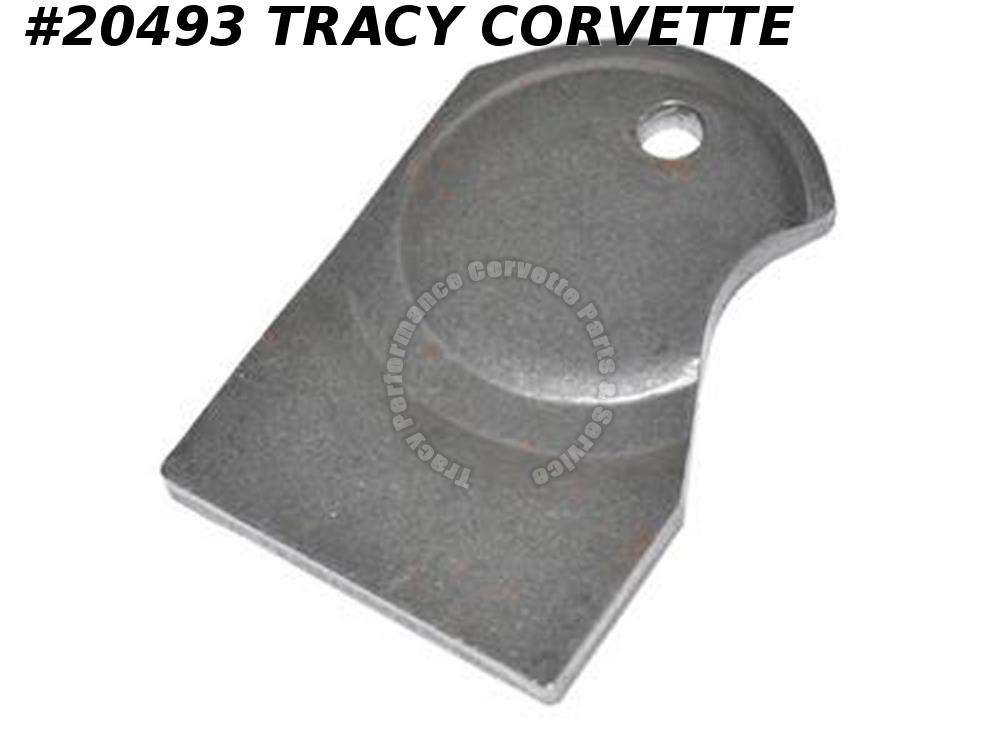1963 Corvette Parking Emergency Brake Lever Bracket - Welds To Frame