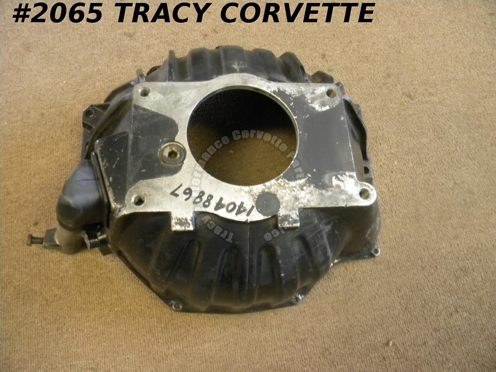1984-1988 Corvette Used Orig 14048867 Bellhousing Bell Housing/Slave Clutch Cyl