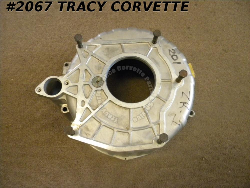 1990-1995 Corvette Used Original 10085201 Aluminum ZR-1 Bellhousing Bell Housing