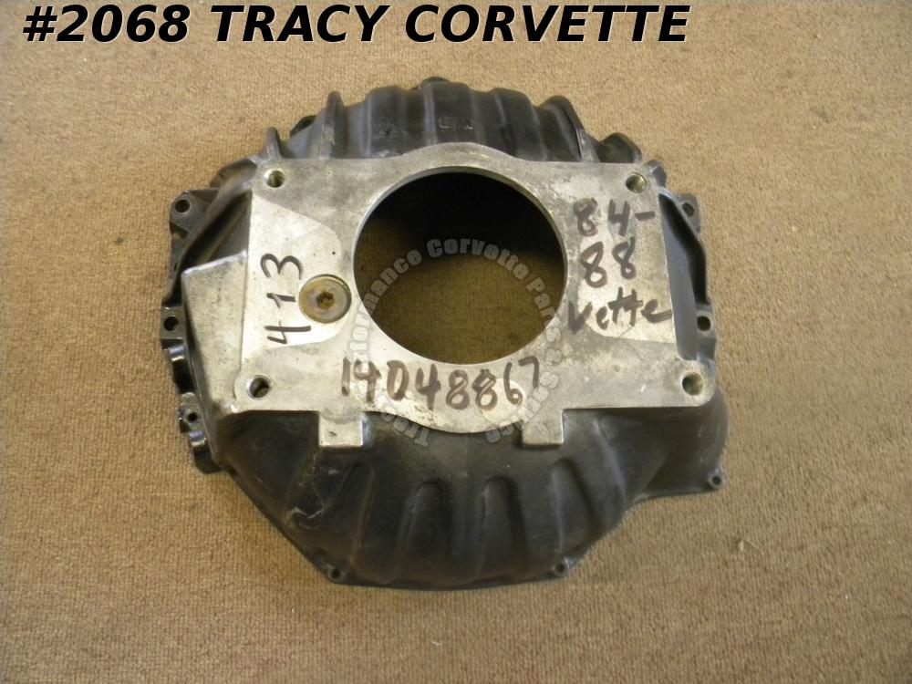 1984-1988 Corvette Used Original 14048867 Manual Transmission Alum Bellhousing