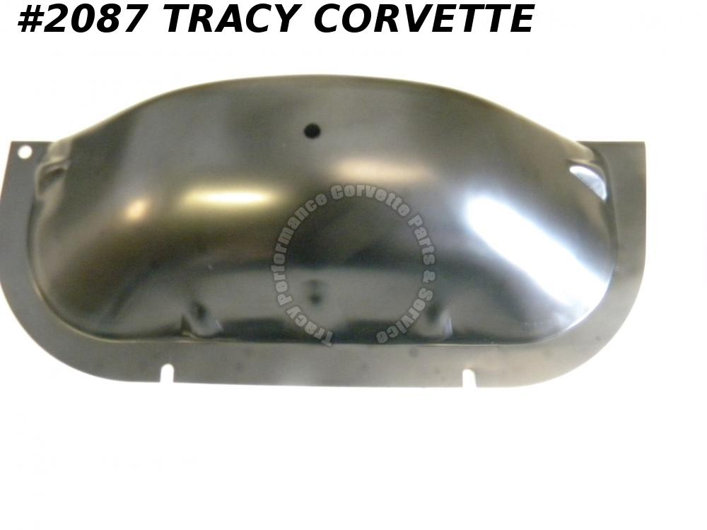 1955-1964 Chevrolet/ Corvette 3704923 Bellhousing Under Pan Clutch Flywheel