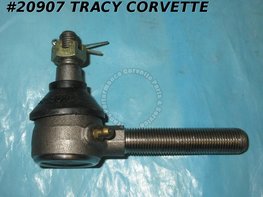 1953-1962 Corvette Tie Rod End - Nearly Correct - Right Hand