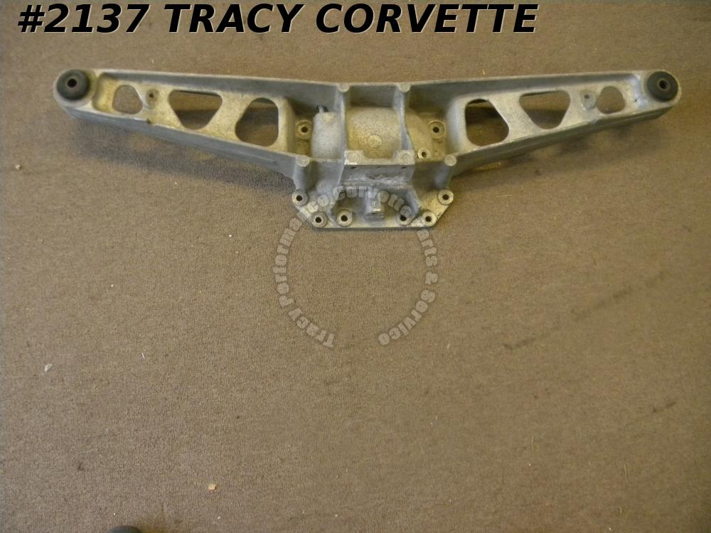 1980-1982 Corvette Used 14008656 Original Alum D44 Differential Rear Axle Cover