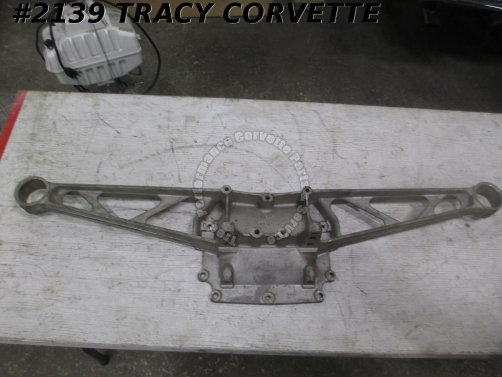 1984-1987 Corvette Used 14046957 D36 Automatic Differential Rear Axle Cover C4
