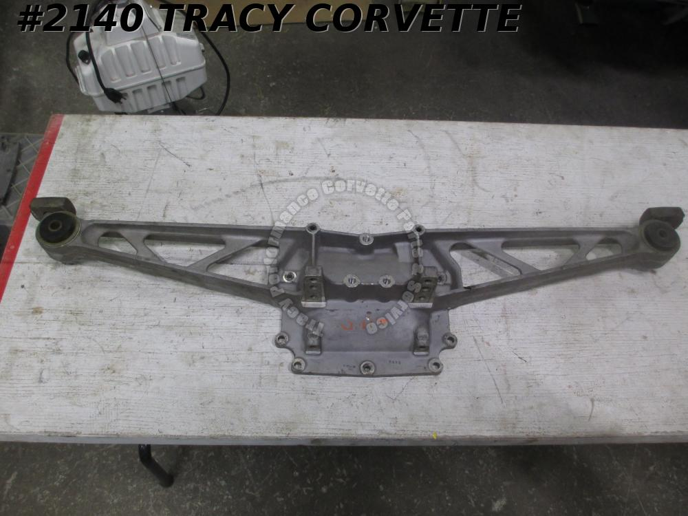 1984-1987 Corvette Used 14079978 D36 Alum Differential Rr Axle Cover 84 85 86 87