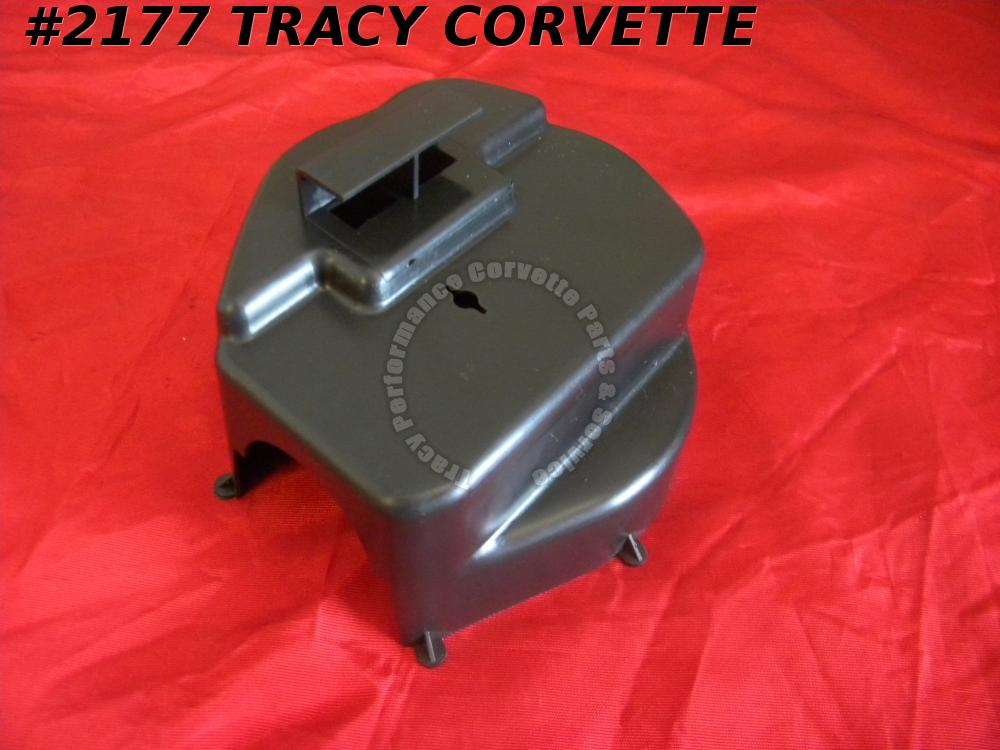 1968-1974 Corvette Windshield Washer Pump Cover  Exact Repro