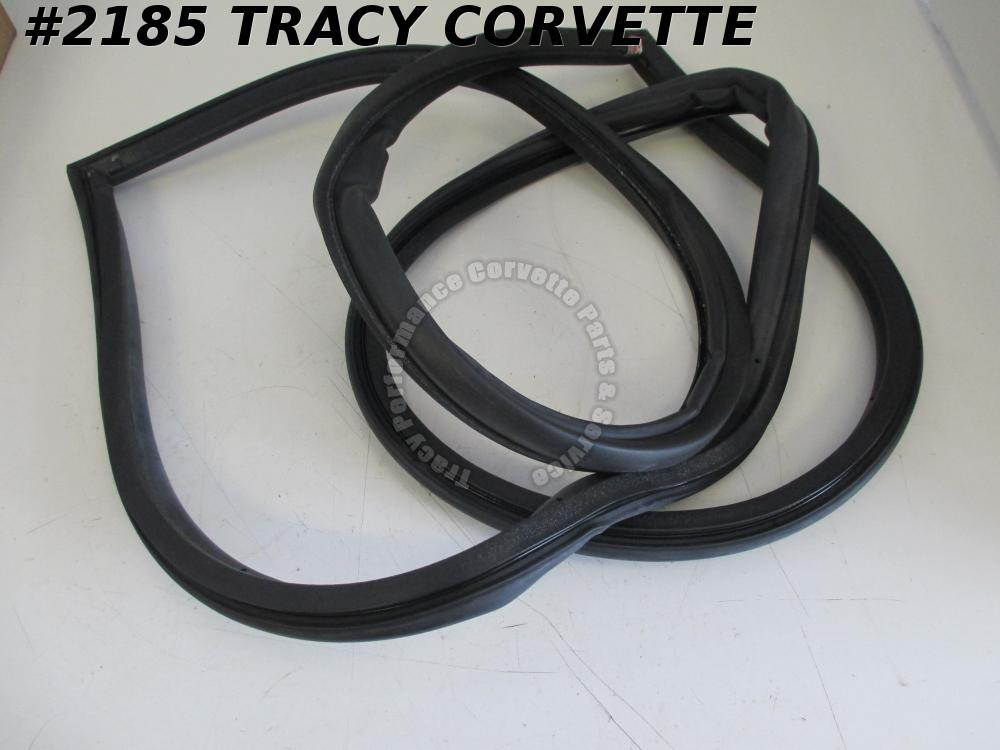 1984-1996 Corvette Rear Hatch Weatherstrip GM# 9768068