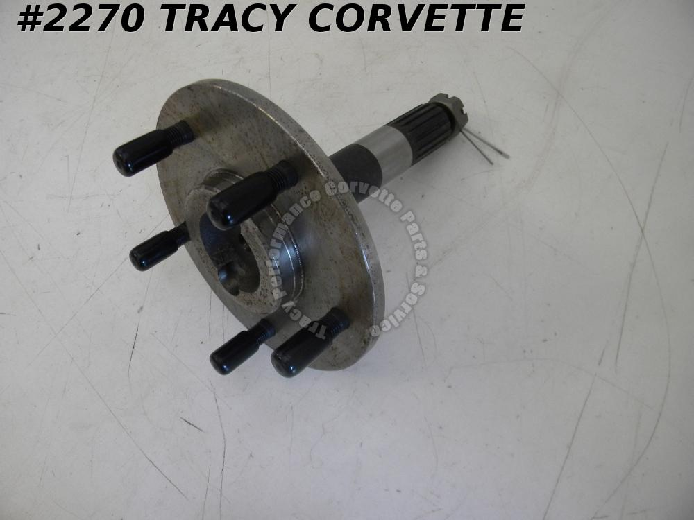 1963-1964 Corvette 3820239 Rear Axle Outer Spindle Also 1965 w/Drum Brakes