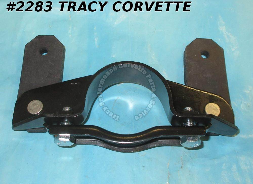 1975-1978 Corvette Rear Catalytic Converter Exhaust Hanger Asy 357781 473039 2""