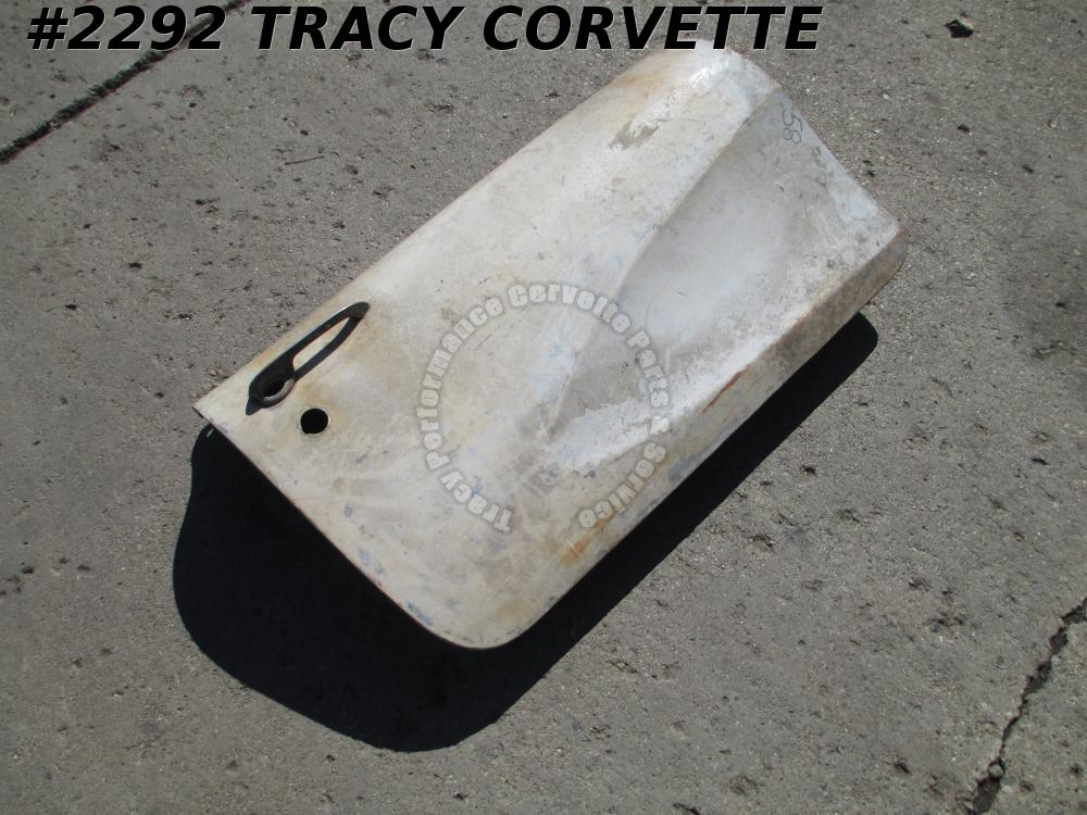 1958 Corvette Door Shell RH  Original