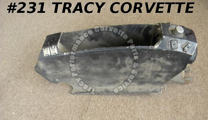 1958-1962 Corvette 3742537 Glove Box & Catch Assembly 58 59 60 61 62