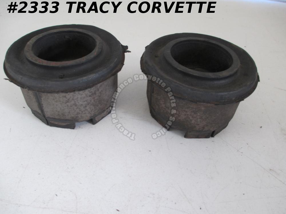 1963-1979 Corvette NOS 9750078 Rear Cross Member Crossmember Bushing Cushion/Pr