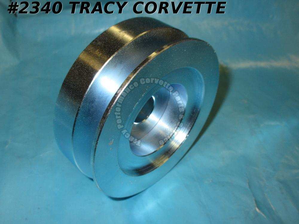 1963-1971 Corvette New Repro for GM P/N 3829193 3 5/8 Inch Alternator Pulley