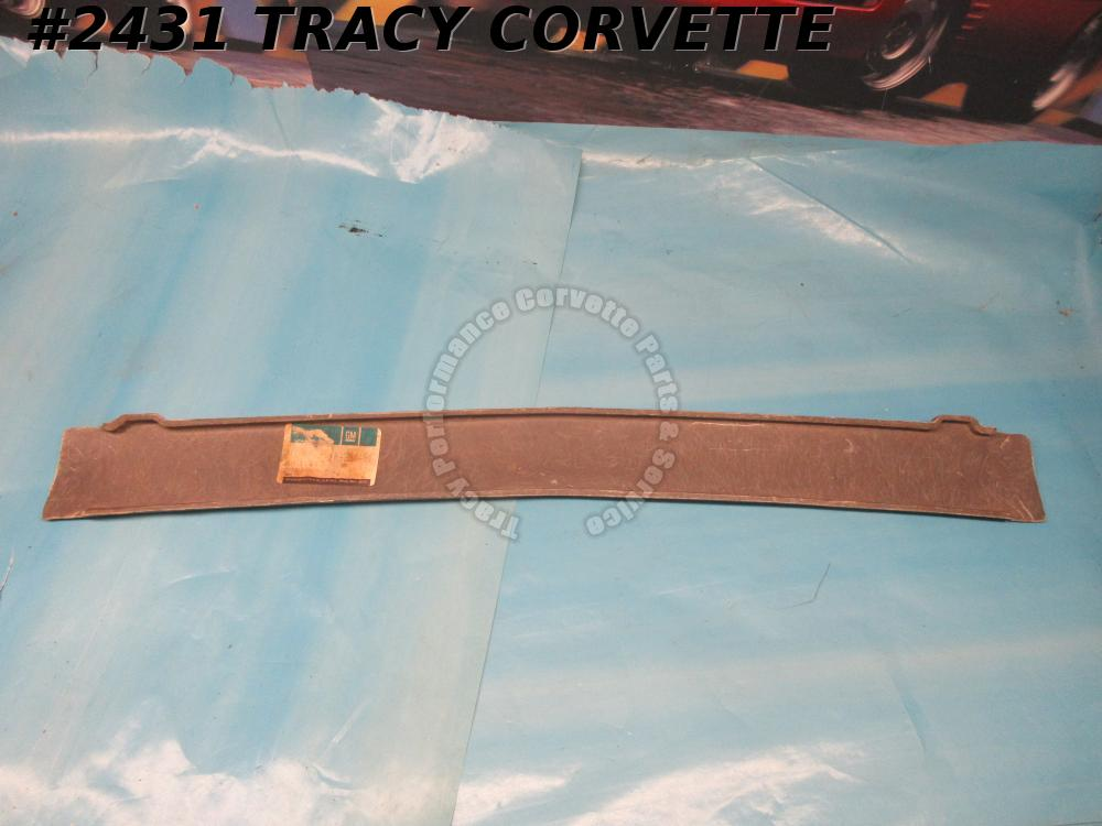 1963-67 Corvette NOS 3797481 Nose Bonding Strip 63 64 65 66 67