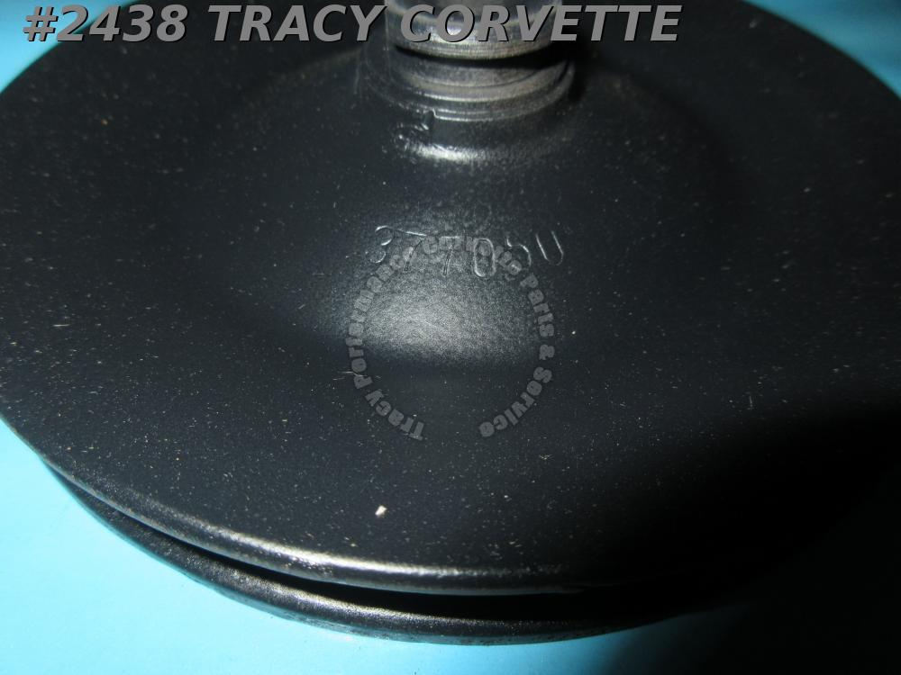 1963-1974 Corvette Power Steering Pulley GM# 3770509 SBC Restored Original