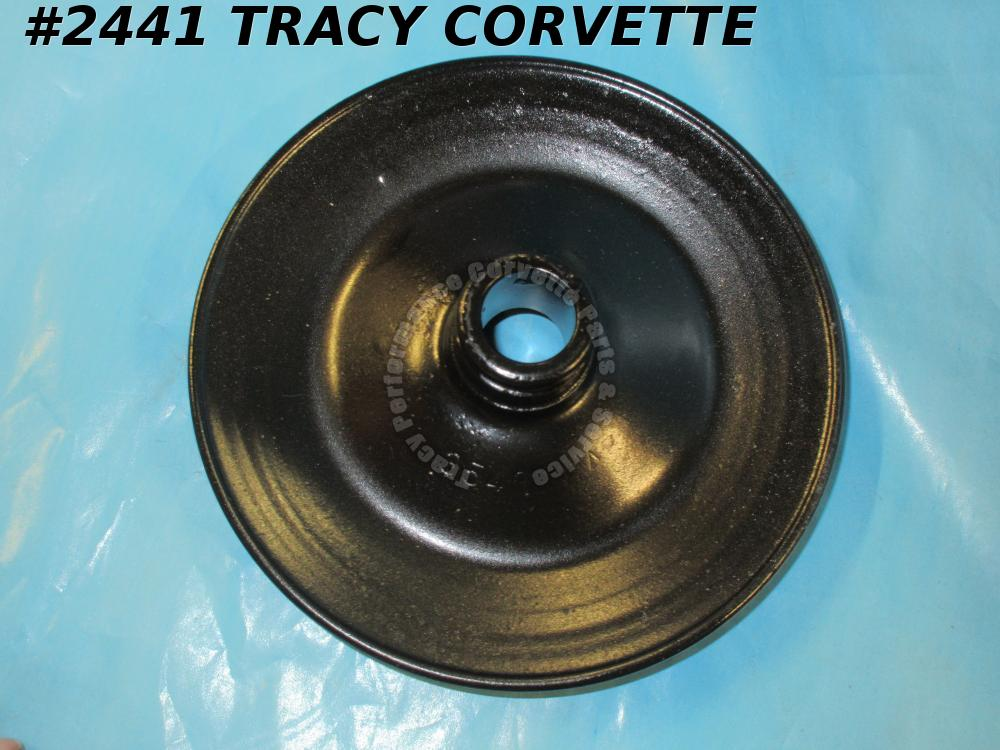 1975-1982 Corvette Used Orig. Refurbished 14023175 Press Power Steering Pulley