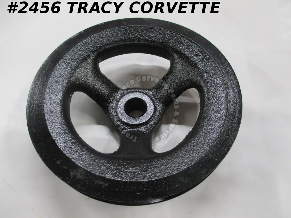 1965-74 Corvette Original 3834720 SBC P/S Pump Pulley 65 66 67 68 69 70 71 72-74