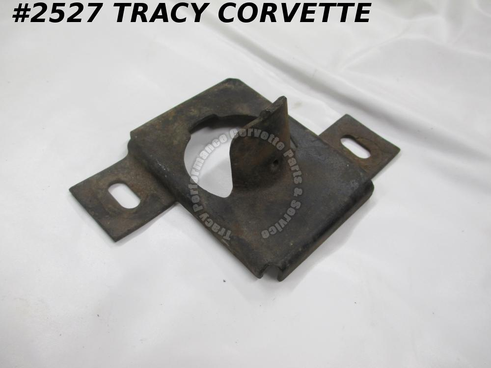 1963-1966 Corvette Used Original 3824226 Steering Column Lower Firewall Support