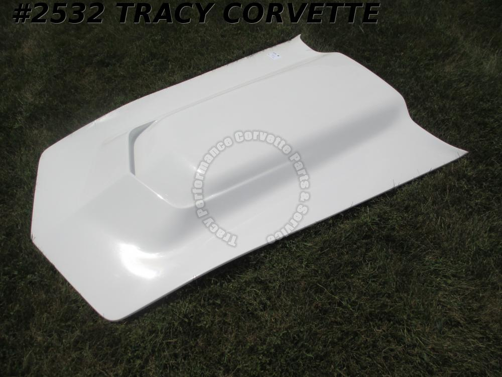 1968-1972 Corvette L88 HiRise Long Style Fiberglass Hood In Stock 1969 1970 1971