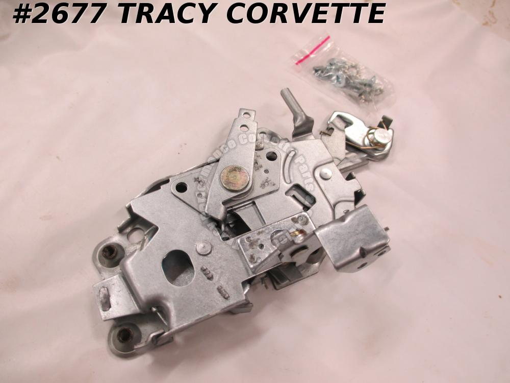1969-1977 Corvette GM# 9718280 Right Door Lock Latch Assembly
