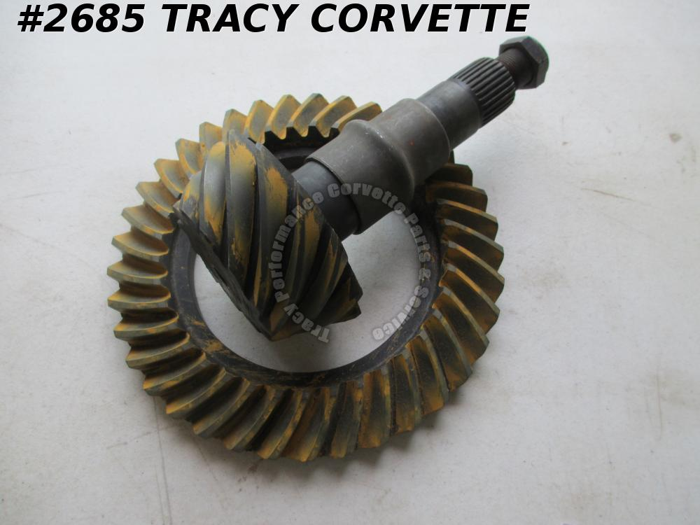 1965-79 Corvette NOS 3961418 3756448 3885941 3.08:1 Ratio Ring & Pinion Set
