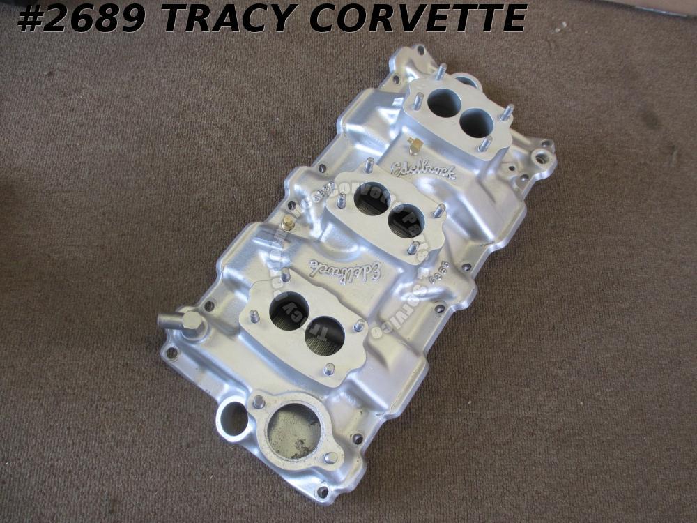 Intake Manifold   Tracy Performance Corvette Sales, Parts