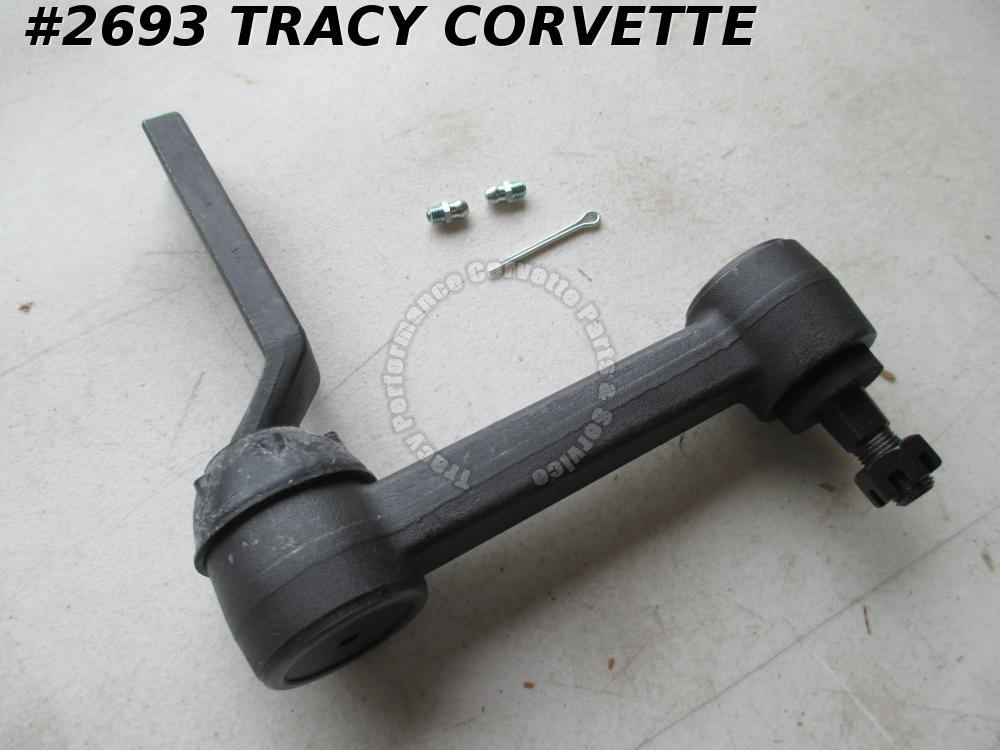 1963-1982 Corvette New Heavy Duty Reproduction of 3779184 Idler Arm