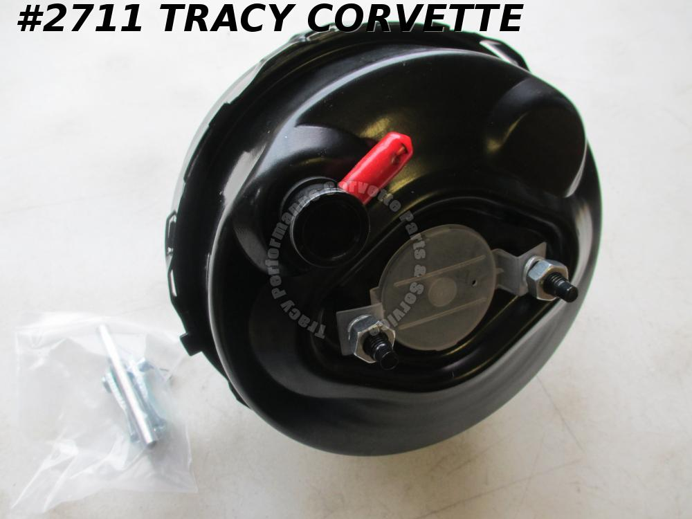 1968-1976 Corvette Power Brake Booster Assembly GM#338906 Correct Reproduction