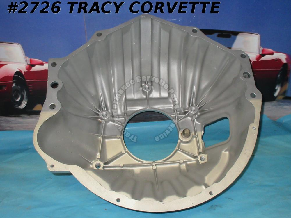 1963-1982 Corvette New 354497 Clutch Access Inspection Cover Shield 153 T 10.5""