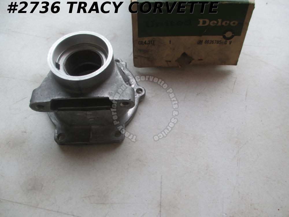 1968-77 Corvette GM NOS 8626785 8624486 Delco THM400 Rear Extension Tail Housing
