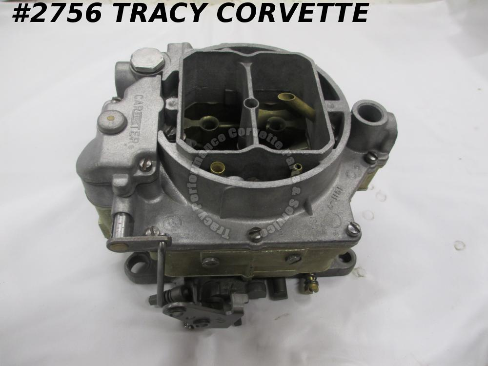 Carburetors | Tracy Performance Corvette Sales, Parts and