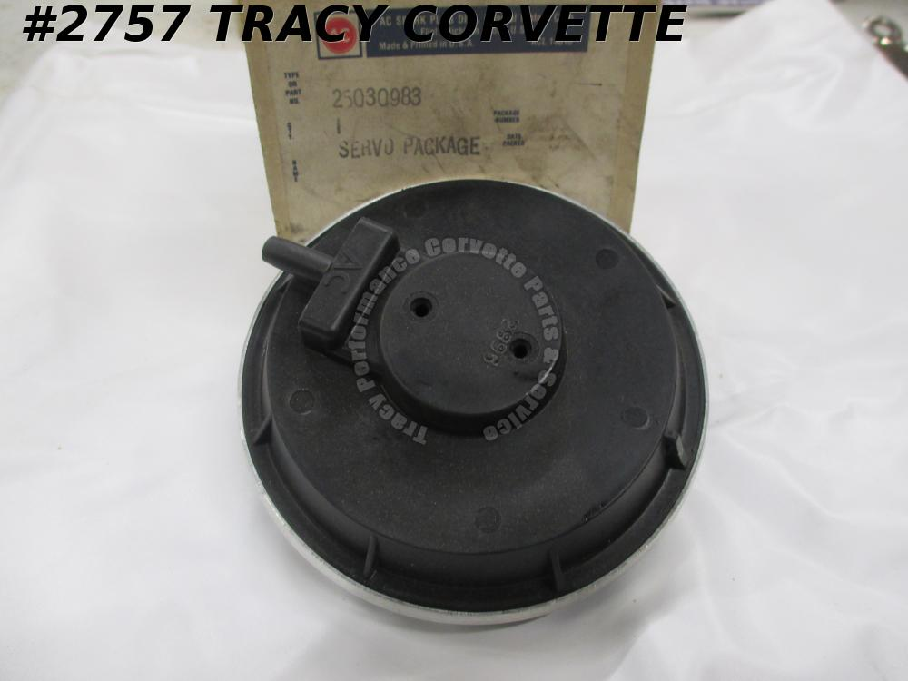 1979-81 Corvette NOS 25030983 Speed and Cruise Control Servo 79 80 81