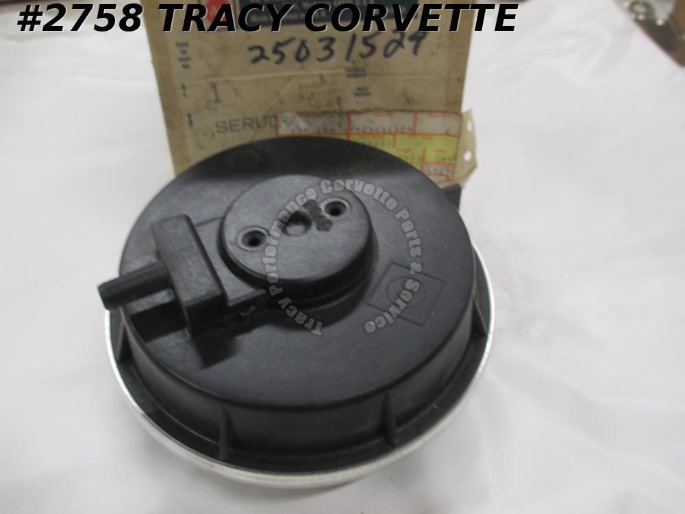 1982 Corvette Speed and Cruise Control Servo GM# 25031529    NOS