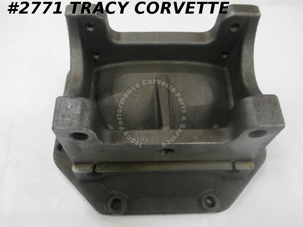 1963-1977 Corvette Rear End Axle Cover HD w/Extra Material By Spring Bolt Holes