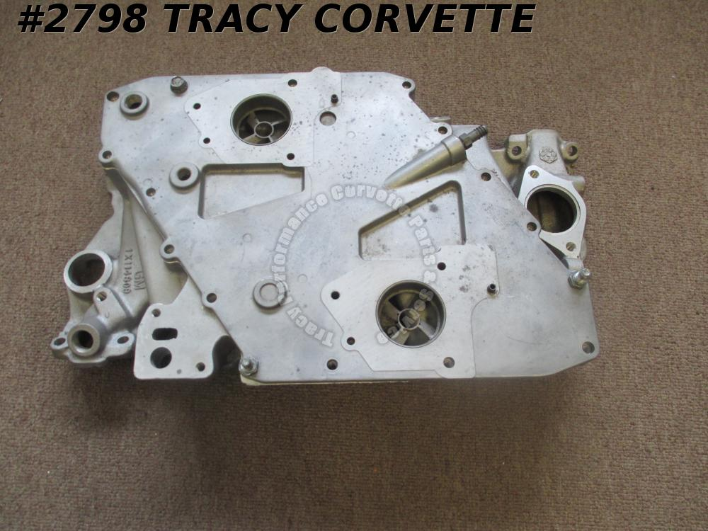 1982-84 Corvette/Camaro Used Experimental 1X114809 Cross Fire Intake Manifold