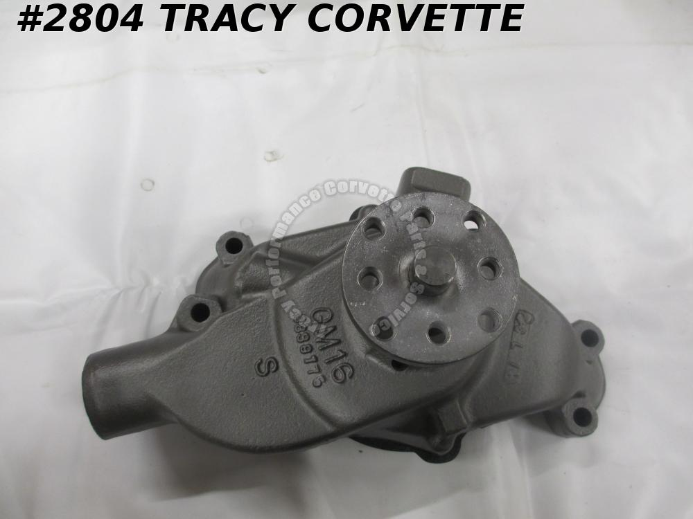 1964 Corvette GM# 3839175 Water Pump Sp Hi Perf 365HP 327